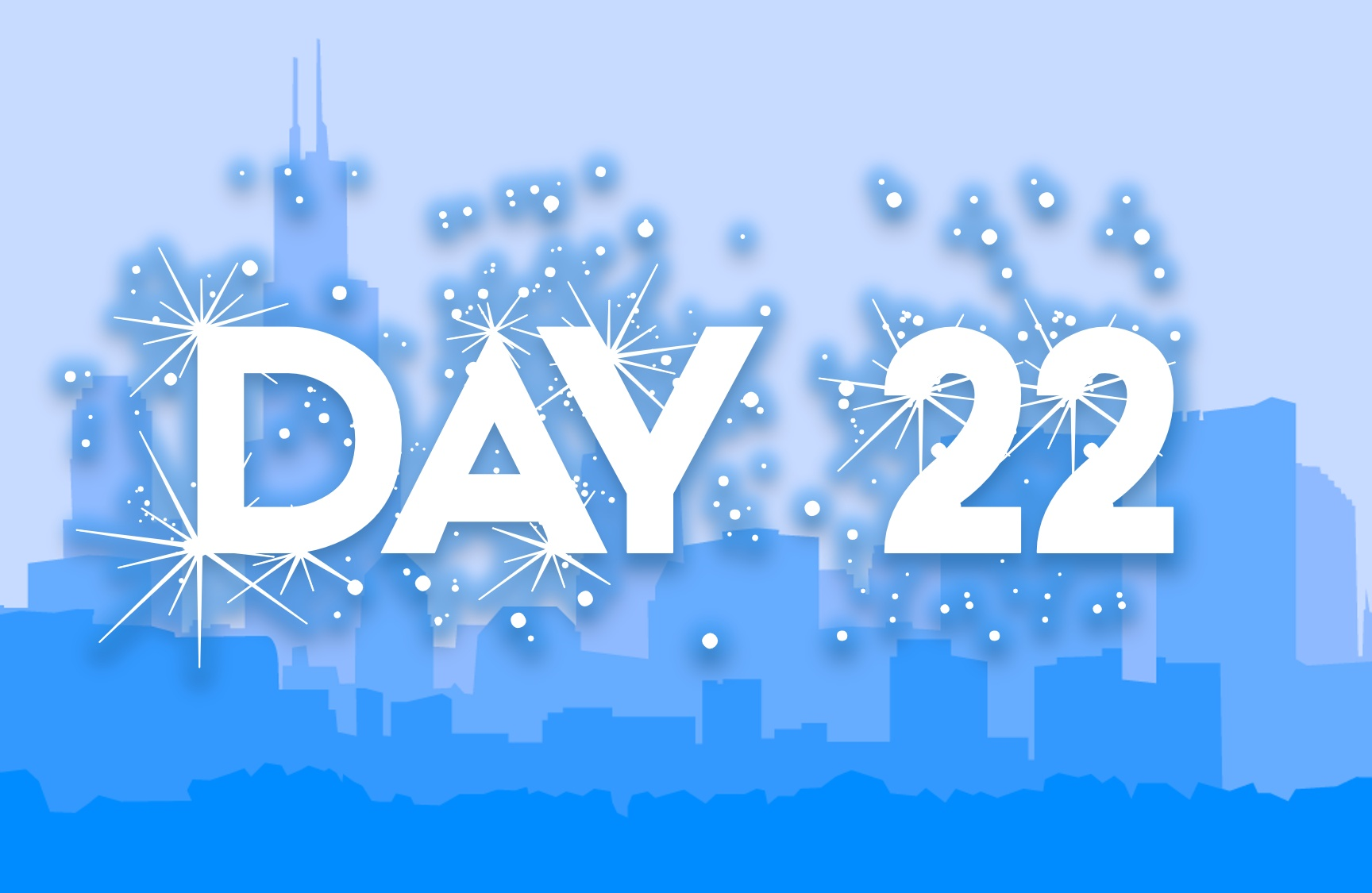 City Advent Calendar  - Day 22