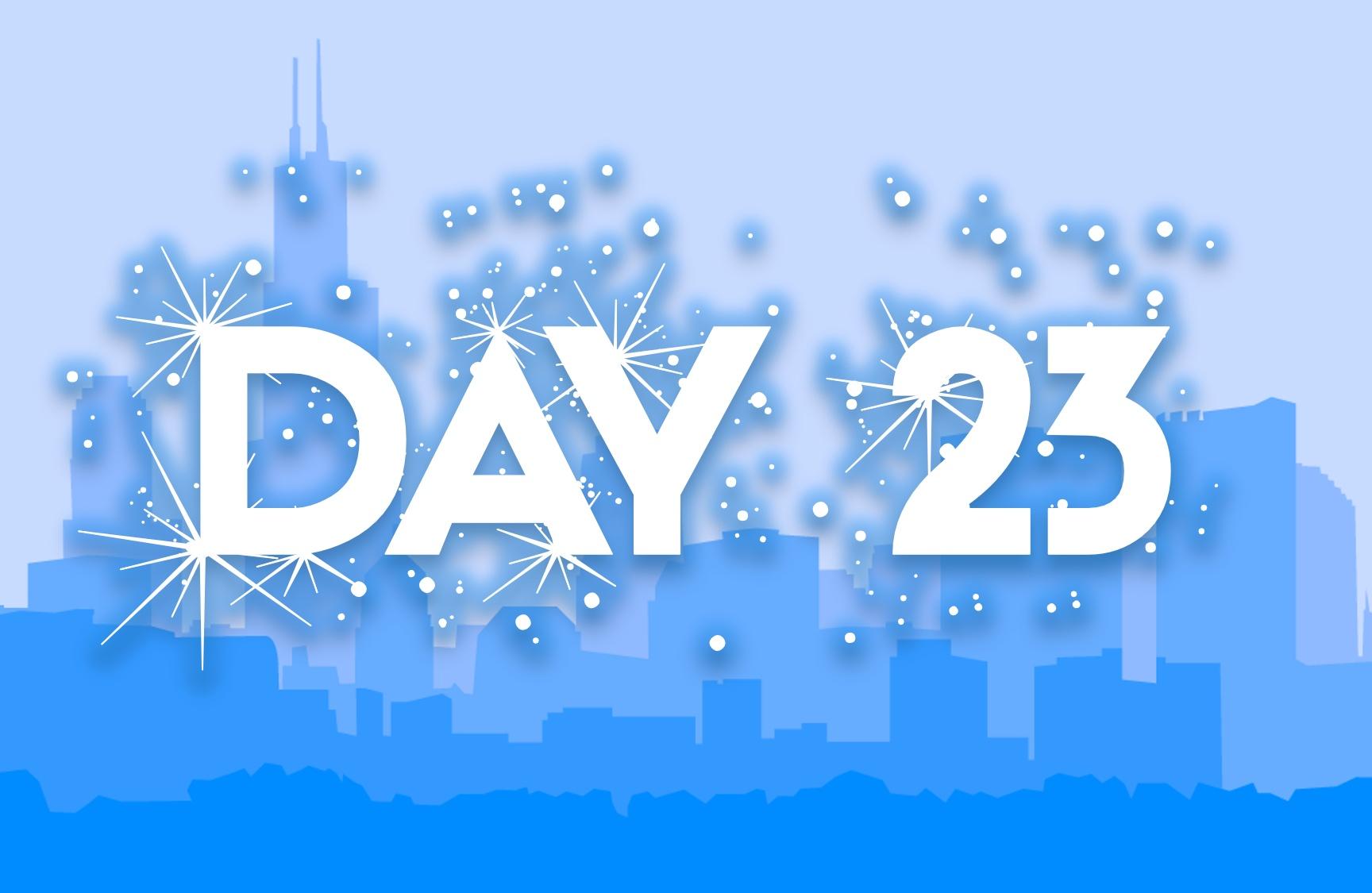 City Advent Calendar  - Day 23