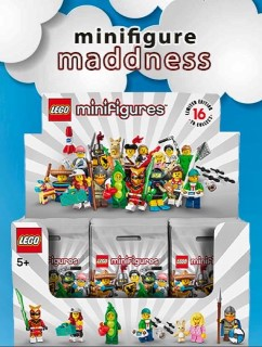 Pre-order your CMF series 20 from Minifigure Maddness