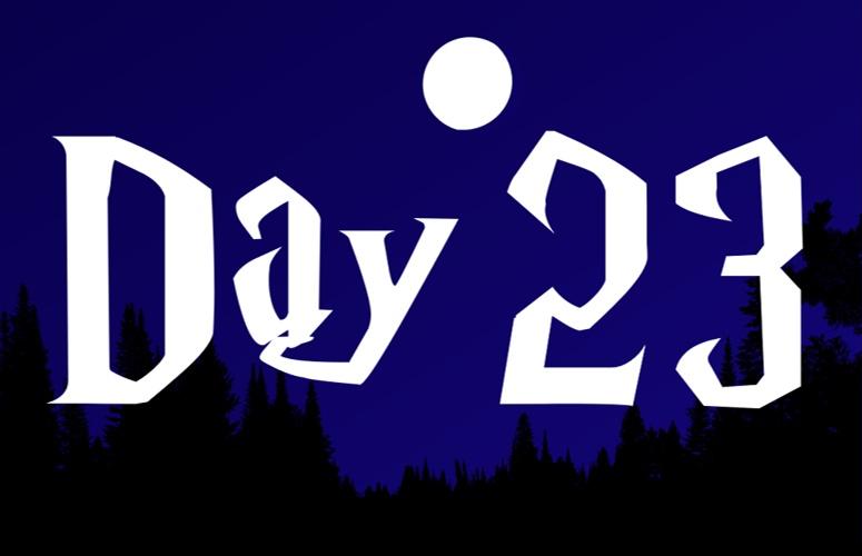 Harry Potter Advent Calendar  - Day 23