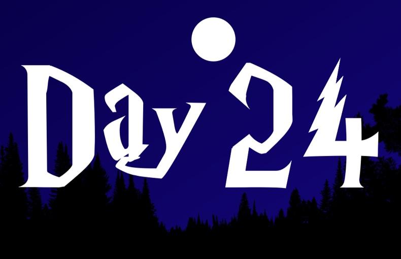 Harry Potter Advent Calendar  - Day 24