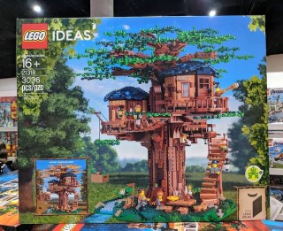 LEGO breaks own embargo and sells Treehouse ahead of its announcement