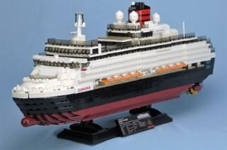 Queen Victoria reaches 10K on LEGO Ideas