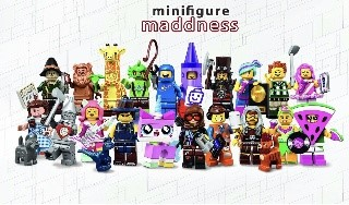 Pre-Order The LEGO Movie 2 Collectable Minifigures and save