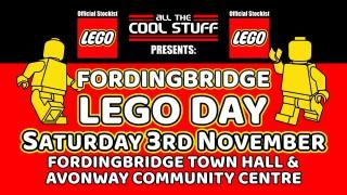 Fordingbridge LEGO day, this Saturday