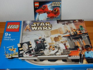 Star Wars LEGO auction at Catawiki