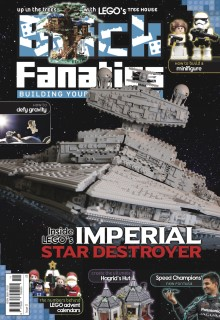 New issue of Brick Fanatics magazine now in stores