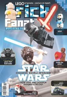 Brick Fanatics Magazine issue 12 available