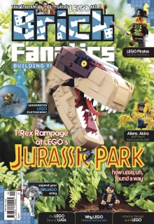 Brick Fanatics magazine issue 9 available now