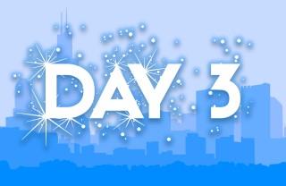 City Advent Calendar  - Day 3