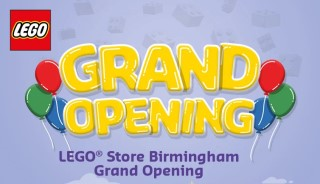 [UK] Birmingham LEGO Store opening soon