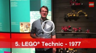 Moments that defined LEGO play we know today