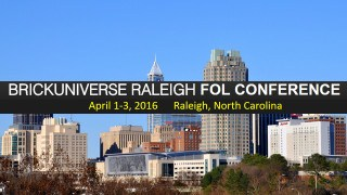 BrickUniverse, Raleigh, April 1-3 2016