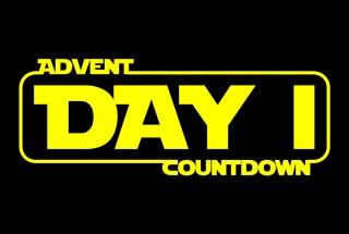 Star Wars Advent Calendar  - Day 1