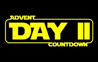 Star Wars Advent Calendar  - Day 2