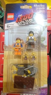 The LEGO Movie 2 minifigure pack revealed!