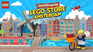 Amsterdam flagship store opening soon