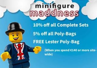 free lester minifig at minifigure maddness brickset lego set