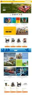Major changes at LEGO.com