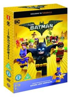 Batgirl flying into Sainsbury's next week