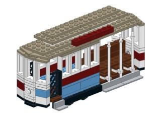 Free LEGO instructions from Warren Elsmore