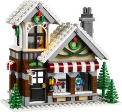 Winter Village Toy Shop to make a comeback