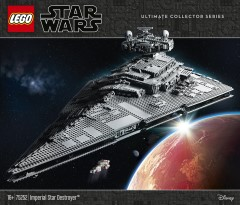 75252 Imperial Star Destroyer signing event