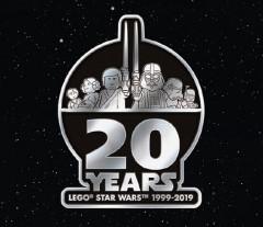 eca7db640 Celebrating 20 Years of LEGO Star Wars!   Brickset: LEGO set guide ...