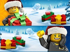 Brick Friday/Cyber Monday offers at shop.LEGO.com