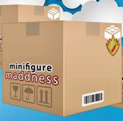 Minifigure Maddness Surprise Boxes are back