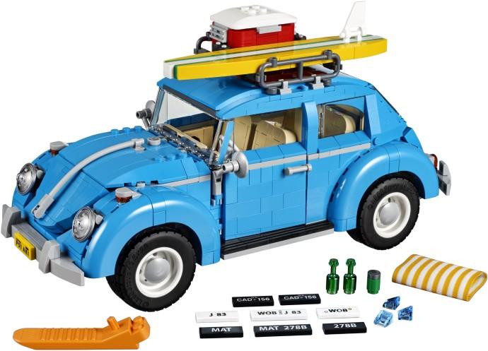 LEGO Creator Expert 10252 Volkswagen Beetle  10252-1