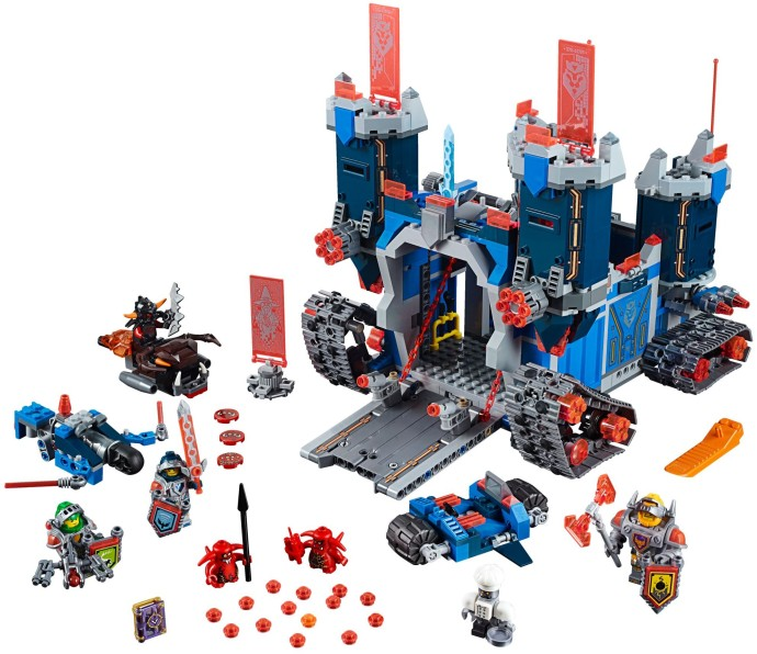 First Nexo-Knight Set Revealed! 70317-1