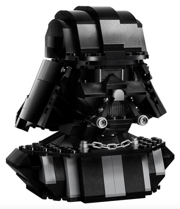 LEGO 75227 Darth Vader Bust Star Wars Helmet 2019 20 Years Target IN HAND
