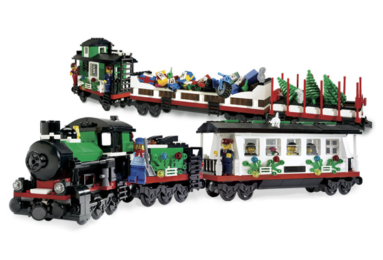 Lego Christmas Train.New Lego Holiday Train Rumored For 2016 The Brick Fan