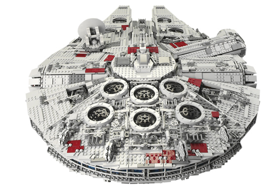 Return Of The Millennium Falcon Brickset Lego Set Guide And Database
