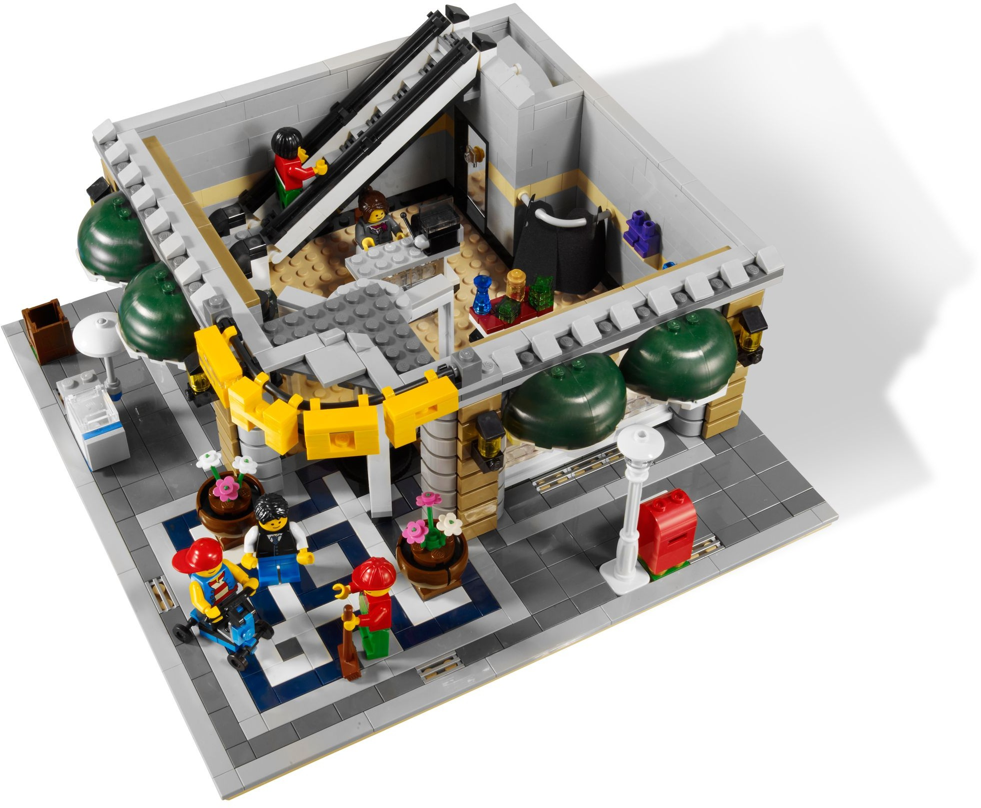 Top Ten Modular Buildings What S Missing Brickset