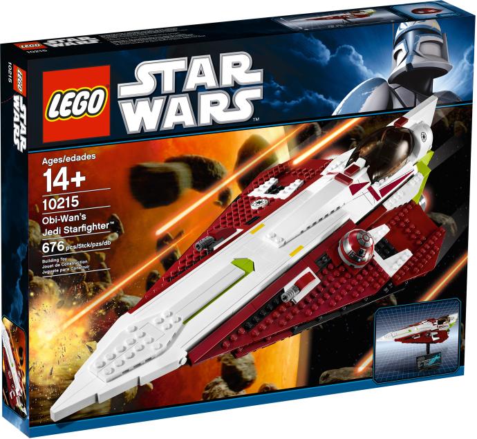 10215 1 Obi Wans Jedi Starfighter Ucs