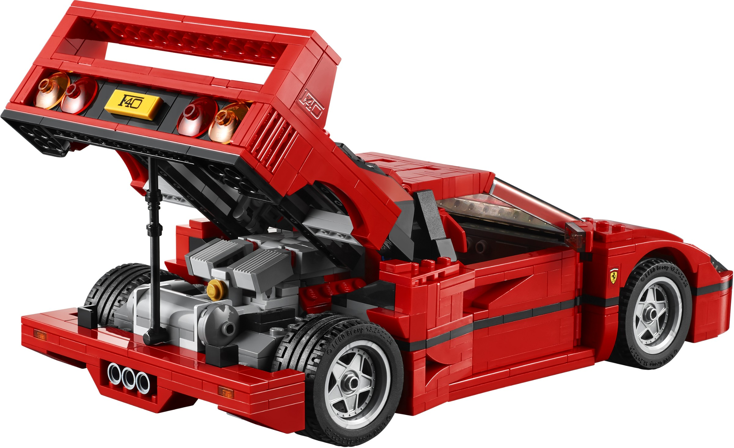 lego 10248 ferrari f40. Cars Review. Best American Auto & Cars Review