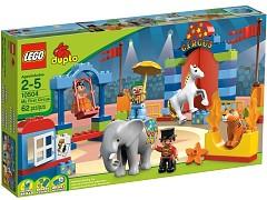 Дополнительное изображение 2 набора Лего 10504 My First Circus