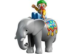 Дополнительное изображение 4 набора Лего 10504 My First Circus