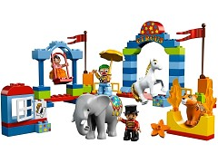 Lego 10504 My First Circus additional image 6