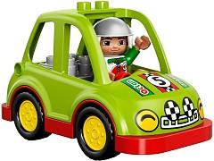 Дополнительное изображение 3 набора Лего 10589 Гоночный автомобиль