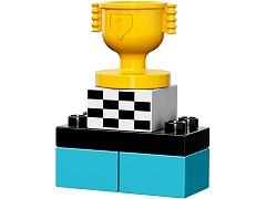 Дополнительное изображение 4 набора Лего 10589 Гоночный автомобиль