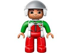 Дополнительное изображение 8 набора Лего 10589 Гоночный автомобиль