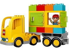 Lego 10601 Delivery Vehicle additional image 3
