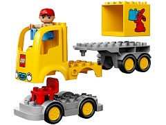 Lego 10601 Delivery Vehicle additional image 6