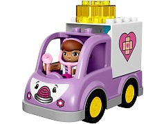 Lego 10605 Doc McStuffins Rosie the Ambulance additional image 3
