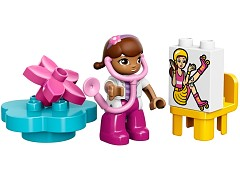 Lego 10605 Doc McStuffins Rosie the Ambulance additional image 5