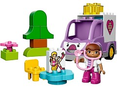 Lego 10605 Doc McStuffins Rosie the Ambulance additional image 6
