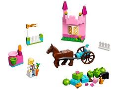 Конструктор LEGO (ЛЕГО) Bricks and More 10656  My First LEGO Princess